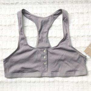 f25c941a53 Madewell Intimates   Sleepwear - Madewell  Jayna  Ribbed Knit Bralette